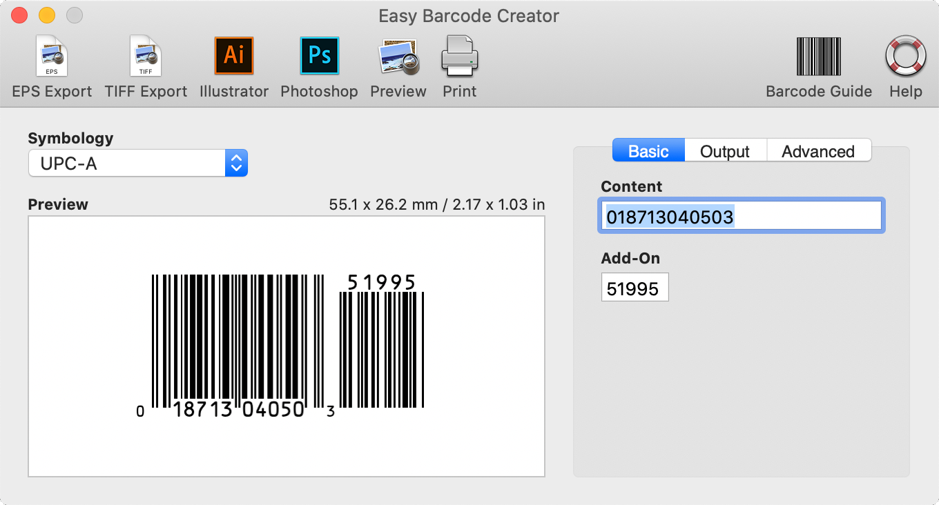 free download barcode generator software for mac